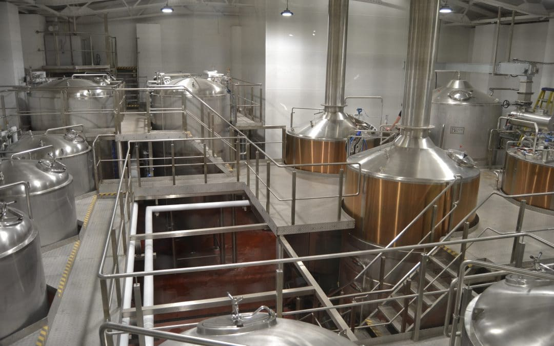 Water, barley, hops and… automation!